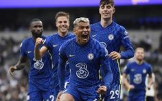 Đè bẹp Tottenham, Chelsea lên đầu bảng