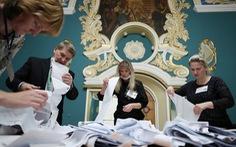 Đảng cầm quyền Nga dẫn đầu bầu cử quốc hội