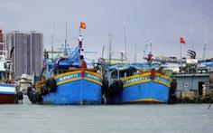 Vũng Tàu: Hàng chục tàu hậu cần ra biển tiếp tế ngư dân