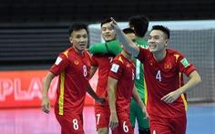 Tuyệt vời futsal Việt Nam