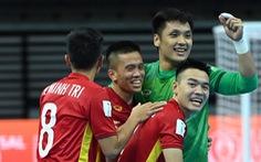Những gương mặt ấn tượng của futsal Việt Nam