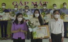 Thanh Hóa khen thưởng cán bộ y tế tham gia chống dịch tại TP.HCM