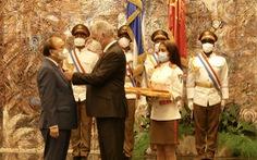 Chủ tịch nước Nguyễn Xuân Phúc: Việt Nam - Cuba đoàn kết, nhất định thắng