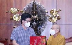 Giáo hội Phật giáo Việt Nam TP.HCM đã quyên tặng vật tư y tế, thiện nguyện… trị giá hơn 500 tỉ đồng