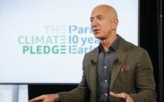 Tỉ phú Bezos góp 1 tỉ USD bảo tồn thiên nhiên