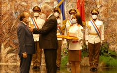 Việt Nam - Cuba thúc đẩy hợp tác kinh tế
