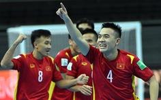 Chơi bóng để không còn câu hỏi: tuyển Futsal Việt Nam là đội nào?