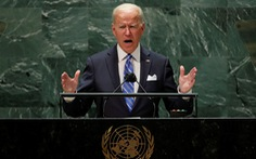 Tại Liên Hiệp Quốc, ông Biden phản đối nước mạnh lấn át nước yếu