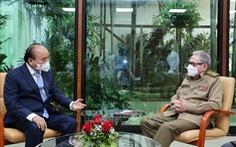 Việt Nam ủng hộ nối lại đối thoại, hợp tác giữa Mỹ và Cuba