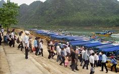 Phong Nha - Kẻ Bàng báo cáo UNESCO các dự án xây dựng và loài xâm hại được khuyến nghị