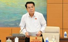 Cử tri phản ánh việc cấp giấy đi đường của Hà Nội chưa phù hợp pháp luật