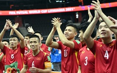 World Cup futsal 2020, Việt Nam - Nga: Điều cần làm với tuyển futsal Việt Nam là thoải mái đá