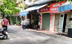 Nổ súng tại phố trung tâm Hải Phòng, một người phát cơm từ thiện bị thương