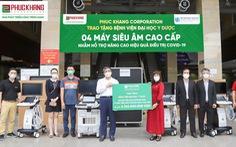 Giám đốc Bệnh viện ĐH Y Dược TP.HCM: 'Cơ hội hồi sinh cho người bệnh từ những chiếc máy siêu âm'