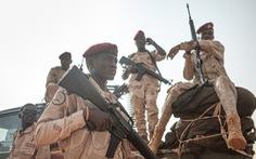 Đảo chính bất thành ở Sudan, nhiều sĩ quan cấp cao bị bắt