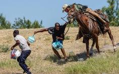 Lính biên phòng Mỹ dùng roi ngựa dọa người di cư, Nhà Trắng lên án