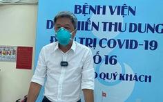 Thứ trưởng Bộ Y tế: 'Chúng ta đã thấy ánh sáng cuối đường hầm'