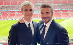 Chuyện David Beckham dạy con