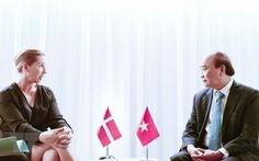 Chủ tịch nước có nhiều cuộc gặp cấp cao, đề nghị WB tư vấn cho Việt Nam