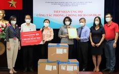 TP.HCM tiếp nhận 4 triệu kit test COVID-19