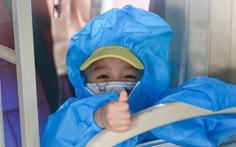200 thai phụ, trẻ em được đưa về quê Ninh Thuận