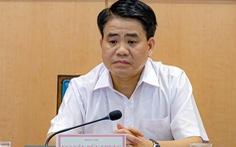 Ông Nguyễn Đức Chung tiếp tục bị truy tố vì chỉ đạo mua hóa chất giúp công ty gia đình trục lợi