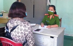 'Nhờ' kiểm tra lý do ra đường, công an giúp một phụ nữ thoát bẫy lừa 200 triệu