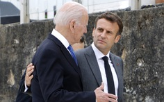 Vì sao Pháp muốn làm hòa với Mỹ nhưng phớt lờ Úc, Anh?