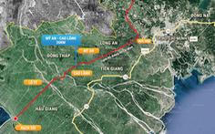 Đầu tư, nâng cấp tuyến Cao Lãnh - Lộ Tẻ - Rạch Sỏi thành đường cao tốc