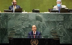 Chủ tịch nước khuyến nghị 3 nhóm giải pháp cho vấn đề khí hậu tại Liên Hiệp Quốc