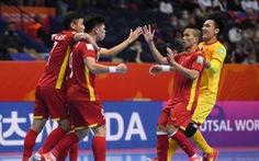 Futsal Việt Nam chia tay World Cup trong sự tự hào