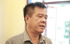 Bắt giám đốc Sở Giáo dục - đào tạo tỉnh Điện Biên