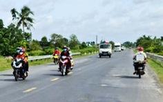 Sóc Trăng tiếp tục đón hàng trăm người dân ở TP.HCM đi xe máy về quê