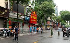 Hà Nội ra thông báo khẩn tìm người tới hàng bánh bao trên phố Trần Nhân Tông