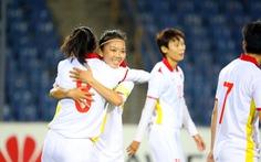 Vòng loại Asian Cup 2022: Tuyển nữ Việt Nam đại thắng Maldives 16-0