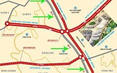 Thủ tướng phê duyệt chủ trương đầu tư đường cao tốc Biên Hòa - Vũng Tàu
