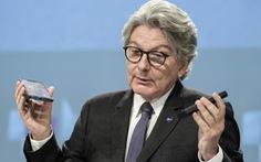 EU đề xuất một chuẩn sạc chung cho mọi thiết bị cầm tay