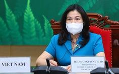 Thứ trưởng Nguyễn Thị Hà: Đảm bảo phụ nữ được tiếp cận vắc xin COVID-19