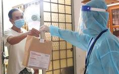 TP.HCM đề nghị Bộ Y tế cấp mã số cho người test nhanh dương tính