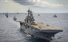 Hạ viện Mỹ đồng ý mời Đài Loan tham gia cuộc tập trận hải quân lớn nhất