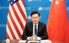 Đại sứ Tần Cương lập luận gây bất ngờ: Trung Quốc 'dân chủ như Mỹ'