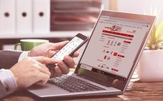 Techcombank dẫn đầu xu hướng thanh toán phi tiền mặt