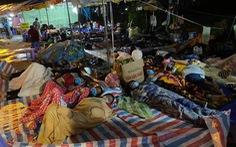 Vạ vật vì kẹt tại các chốt kiểm soát dịch vào tỉnh Trà Vinh