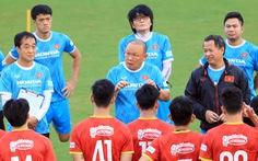 Thành Chung trở lại, tuyển Việt Nam 'bóc băng' kỹ đối thủ Trung Quốc