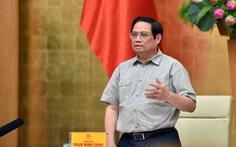 Thủ tướng: Chuyển từ 'không có COVID' sang thích ứng an toàn, thúc đẩy phát triển kinh tế