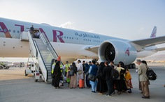 Taliban kêu gọi các hãng hàng không quốc tế trở lại Kabul
