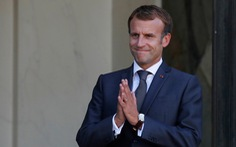 Pháp cam kết tăng gấp đôi viện trợ vắc xin COVID-19 cho thế giới