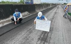 Tận dụng giãn cách, hoàn thành sửa cao tốc TP.HCM - Trung Lương trong tháng 11-2021
