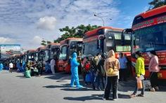 TP.HCM hỗ trợ người dân có nguyện vọng về quê