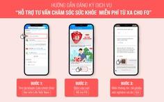 Dai-ichi Life Việt Nam hỗ trợ tư vấn sức khỏe miễn phí từ xa cho F0